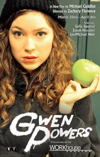 Gwen Powers - poster